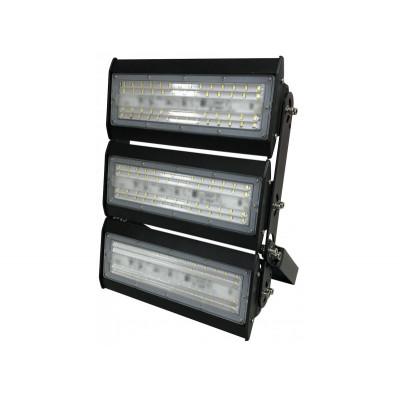 Прожектор LED LUXEL 305Х415Х65ММ 220-240V 150W IP65 (LED-LX-150C)