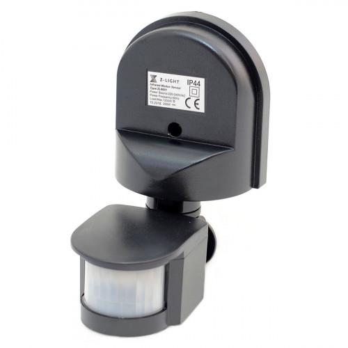 Датчик движения Z-LIGHT накладной черный ZL8001