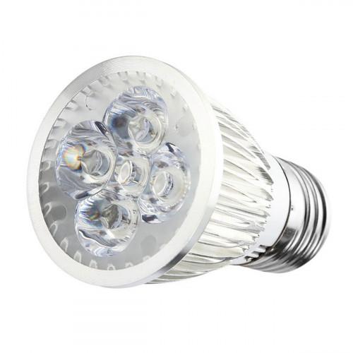 Светодиодная фито лампа VENOM для растений Е27 10Вт (Full Spectrum GR-10)