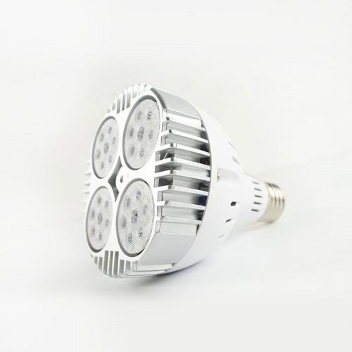 Светодиодная фито лампа VENOM Nano space full spectrum NSFS - 45 Е27 45Вт