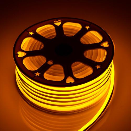 Светодиодный неон Venom SMD 2835 120д.м. (IP67) 12V (VPN-283512012-Y)