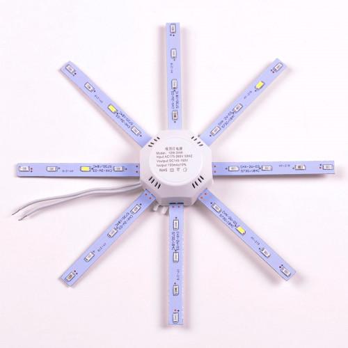 Светодиодный фитосветильник VENOM 16Вт 220V 1800Lm (PS-16)