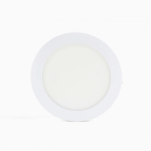 Накладной светодиодный светильник Venom 12W Круг (VR-1012-W)