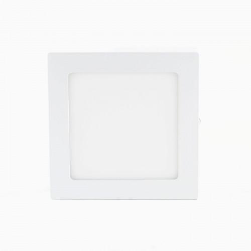 Накладной светодиодный светильник Venom 12W Квадрат (VS-1012-W)