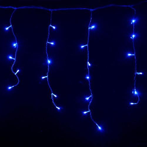 "Гирлянда светодиодная VENOM ""Висюлька"" 108LED RGB, белый провод (LS-VISULKA-108LED-WC-B)"