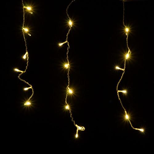 "Гирлянда светодиодная VENOM ""Висюлька"" 108LED RGB, белый провод (LS-VISULKA-108LED-WC-WW)"