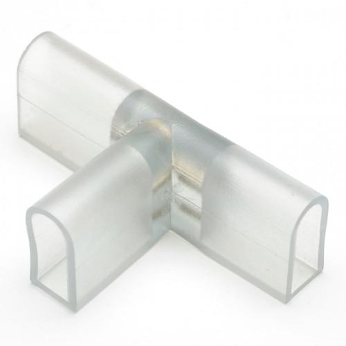 T-коннектор Venom для LED NEON 220V (3 разъема+ 2pin) (ACCVPN-TC)